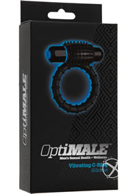 Optimale Vibrating C-ring Black