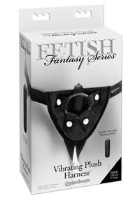 Ff Vibrating Plush Harness