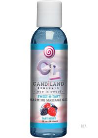 Candiland Sweetntart Warmgel Tartberry-b