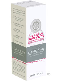 Jimmy Jane Iconic Ring