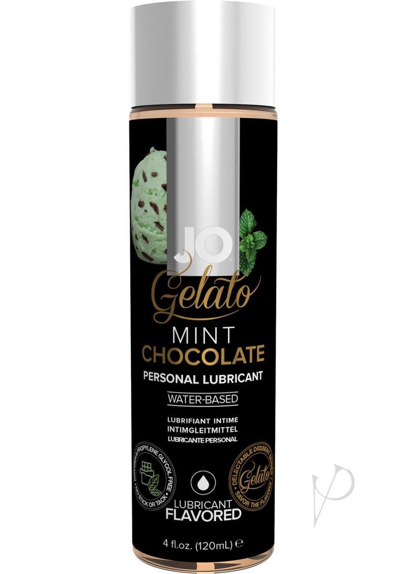 Jo Gelato Lube Mint Chocolate 4oz