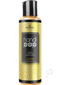 Handipop Massage Gel Mango Smoothie 4.2
