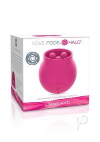 Jimmy Jane Love Pods Halo Dark Pink