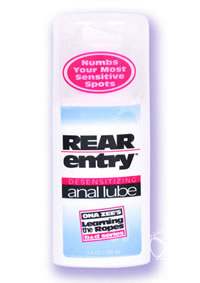 Rear Entry Anal Lube 1.7 Oz