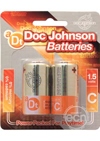 Dj Batteries C 2pk