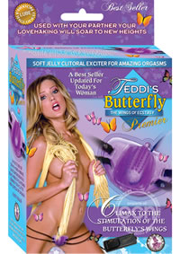 Teddi`s Lavender Butterfly