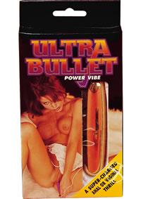 Gold Ultra Bullet