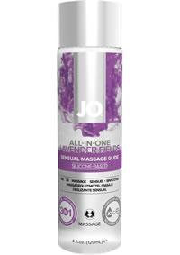 All In One Massage Glide Lavender 4oz