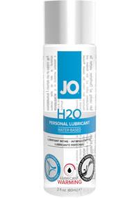 Jo 2oz H2o Lubricant Warming