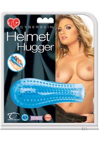Helmet Hugger Ballsy Blue