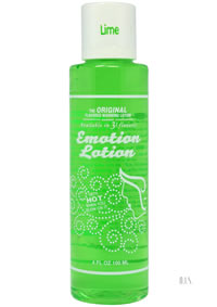 Emotion Lotion Lime Ricky