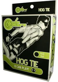 Hog Tie Men`s Black