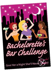 Bachelorette`s Bar Challenge(individual)