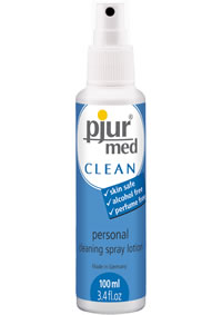 Medclean Toy Cleaner Spray 100ml (indiv)