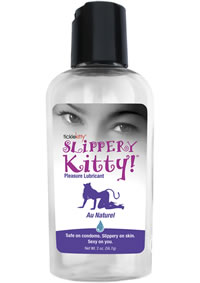 Slippery Kitty Au Natural 2 Oz