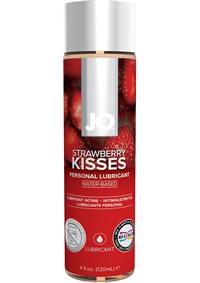 Jo 4oz H2o Flavored Lube Strawberry