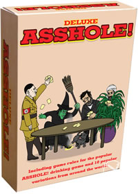 Deluxe Asshole! Poker Size(individual)