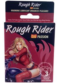 Rough Rider Hot Passion 3`s