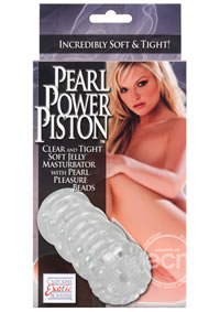 Pearl Power Piston