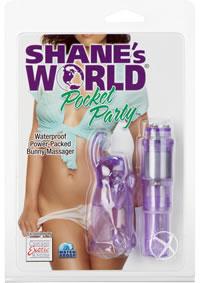 Shanes World Pocket Party Purple