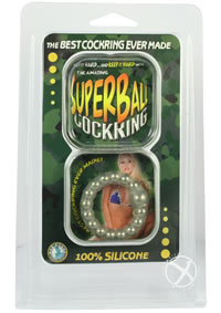 Superball Cockring