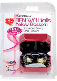 Glass Ben Wa Pleasure Balls