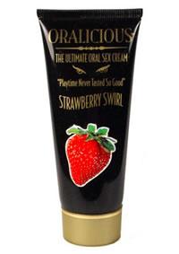 Oralicious - Strawberry Swirl