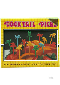 Cocktail Tooth Picks 24ea (disc)