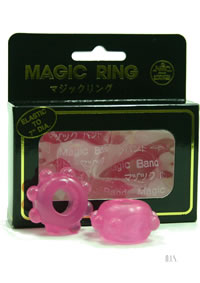 Magic Ring 2pc Set
