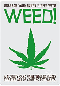 Weed The Card Game(individual)