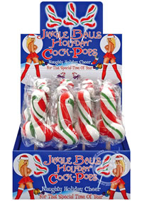 Jingle Balls Cock Pops 12/disp