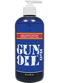 Gun Oil H2o 16oz