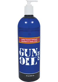 Gun Oil H2o 32oz