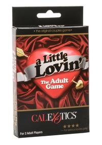 A Little Lovin` Game