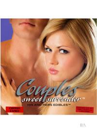 Edible Undies 3pc Cotton Candy