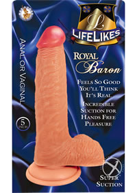 Lifelike Flesh Royal Baron - 5