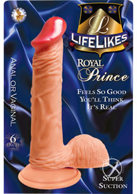 Lifelike Flesh Royal Prince 6