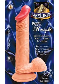 Lifelike Flesh Royal Knight 8