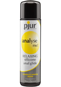 Analyse Me! Glide 100ml Silicone Based