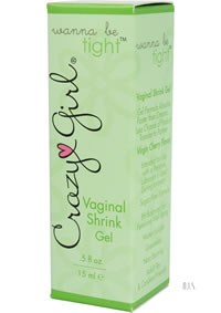 Crazy Girl Shrink Gel