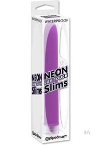 Neon Luv Touch Slim Purple