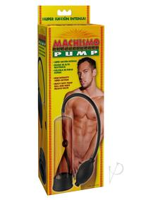 Machismo Pump