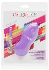 Whisper Micro-heated Bullet - Purple