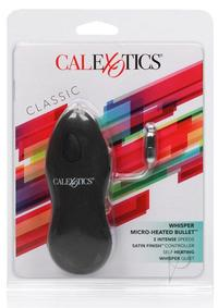 Whisper Micro-heated Bullet - Black