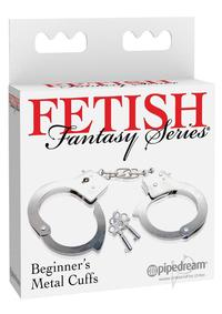 Ff Beginner Metal Cuffs