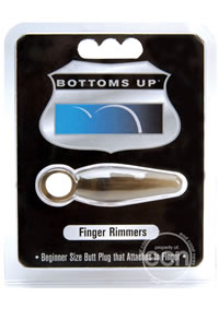 Bottoms Up Finger Rimmers Smoke