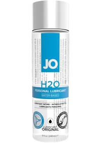 Jo H2o Lube Original 8oz