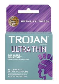 Trojan Ultra Thin 3`s