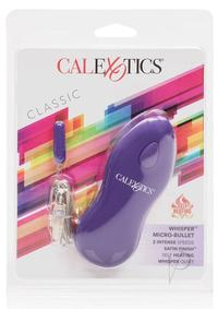 Whisper Micro Bullet - Purple