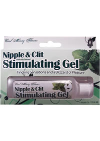 Nipple and Clit Stimulating Gel Mint